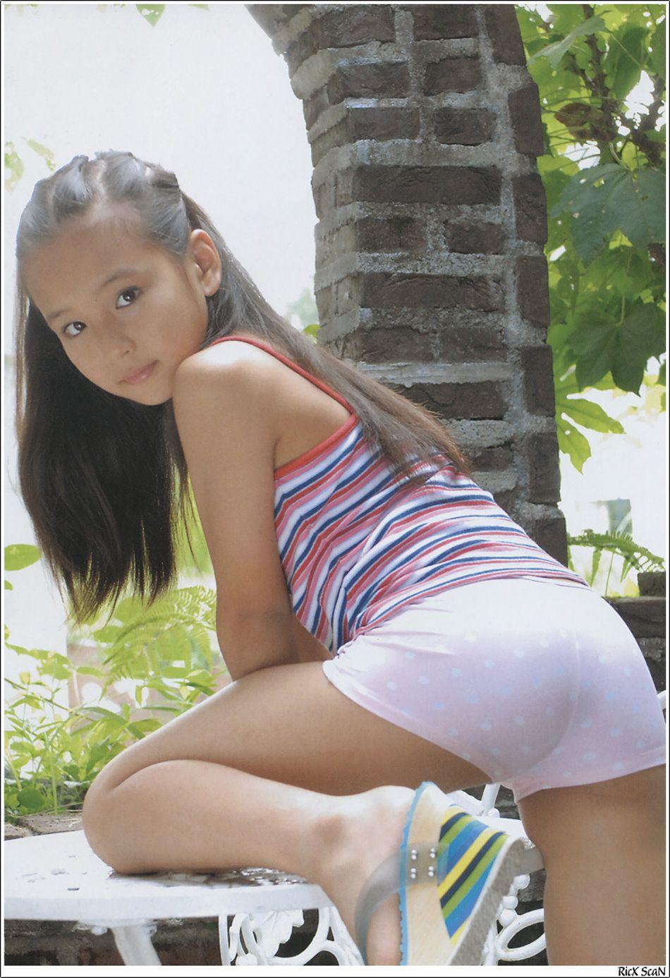 ジュニアアイドル u15